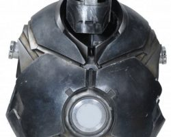 Iron Monger Hero Helmet and Torso