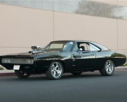 1969 DODGE CHARGER CUSTOM 2 DOOR COUPE
