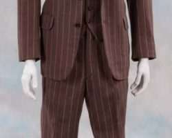 Robert Duvall three-piece suit from The Natural