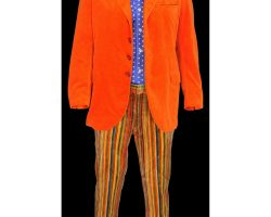"""Mike Myers hero """"Austin Powers"""" costume from Austin Powers in Goldmember"""