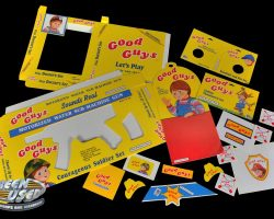"""Good Guys"" store displays from Child's Play"
