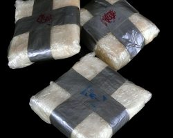 Set of 3 prop cocaine bricks from The Departed