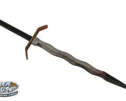 "James Horan ""Grayson"" hero sword from the Highlander TV episode ""Band of Brothers"""
