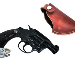 """Bud White"" stunt gun & holster from L.A. Confidential"