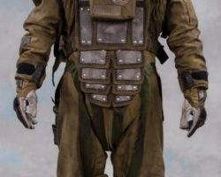 Kurt Russell hero space suit from Soldier