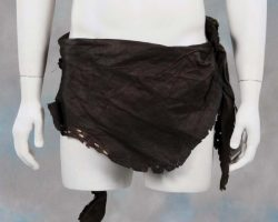 Tom Hanks leather loincloth from Cast Away