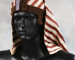 Egyptian slave guard headdress – Ten Commandments