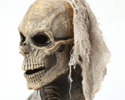 Deadite mask from Army of Darkness