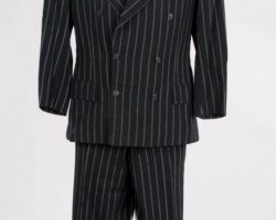 Steve McQueen double-breasted wool suit from Papillon