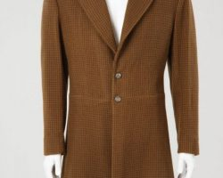 John Wayne Davy Crockett overcoat from The Alamo