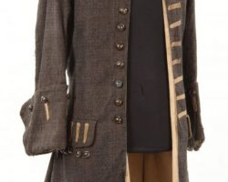 Jack Sparrow jacket from Pirates of the Caribbean