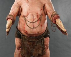 Executioner costume & display from 300