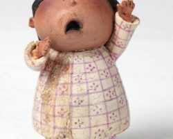 Asian girl puppet from The Nightmare Before Christmas
