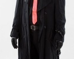 Gabriel Macht signature Spirit costume from The Spirit