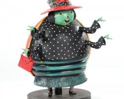 Ladybug maquette from James & the Giant Peach