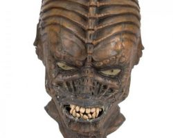 Don Pennington Syngenor screen-used head from Scared to Death