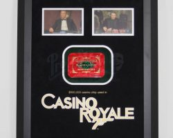 Rare $500,000 Red Casino Chip