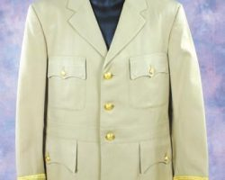 Voyage to the Bottom of the Sea admiral coat