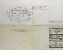 Blueprint of The Chariot from Lost in Space