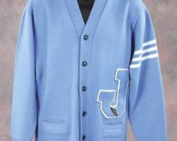 Ron Howards lettermans sweater – Happy Days