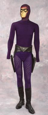 Complete costume from The Phantom