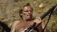 Charlton Heston prop rifle Planet of the Apes