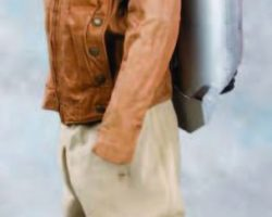 The Rocketeer Costume with Special Effects Rocket Pack