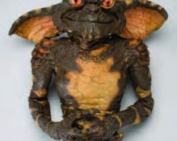 Gremlin puppet used in Gremlins from artist Chris Walas
