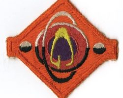 Gary Conway insignia patch from Land of the Giants