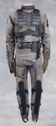 Eternian soldier costume from Masters of the Universe