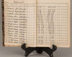 Ben Kingsley record book from Schindlers List