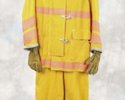 Tom Cruise fireman costume – Mission Impossible