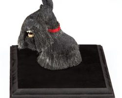 Screen-used Scotty Dog puppet from Coraline
