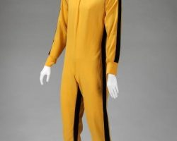 Bruce Lee Costume from Game of Death
