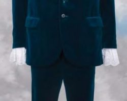 Mike Myers trademark suit from Austin Powers