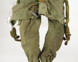 Frog soldier puppet from Meet the Feebles