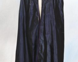 Adam Wests personal Batman cape worn in Batman