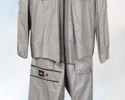 Two-piece pilots uniform from Airwolf