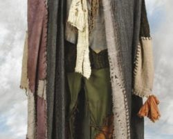 Ron Perlman Vincent costume from Beauty and the Beast