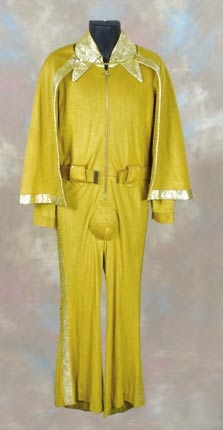 Goldmember signature costume from Austin Powers