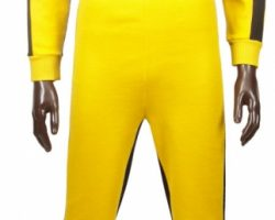 Bruce Lees Iconic Jumpsuit from His Final Film, Game of Death
