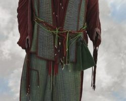 Fremen Shadout costume from Dune