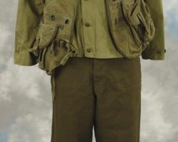 Tom Hanks complete costume from Saving Private Ryan