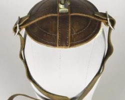 Prototype electrocution cap from The Green Mile