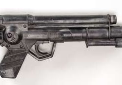 Laser pistol from Masters of the Universe