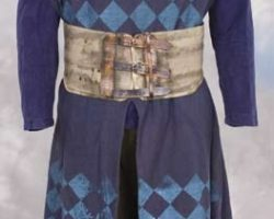 Complete soldier costume from Braveheart