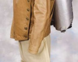 Complete costume from The Rocketeer