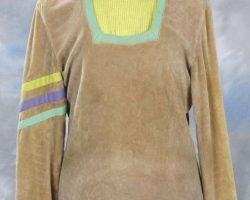 Guy Williams tunic from Lost in Space