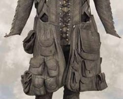 Grunchlk special-effects costume from Farscape