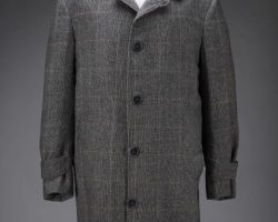 Kevin Costner The Untouchables Coat